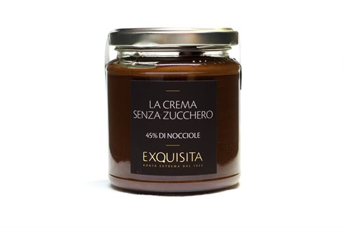 Sugar-Free Dark spread Cream